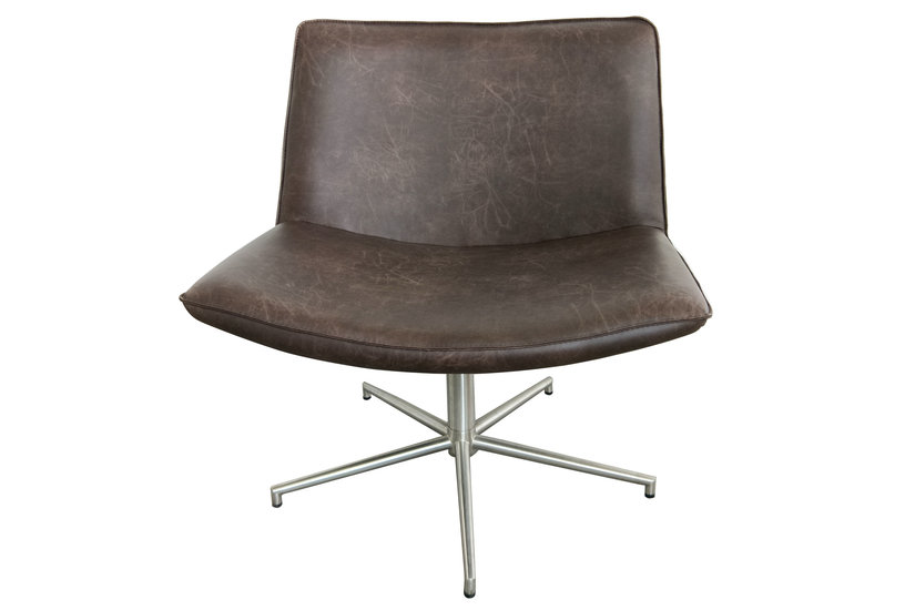 BELFAST CHAIR BROWN - disc