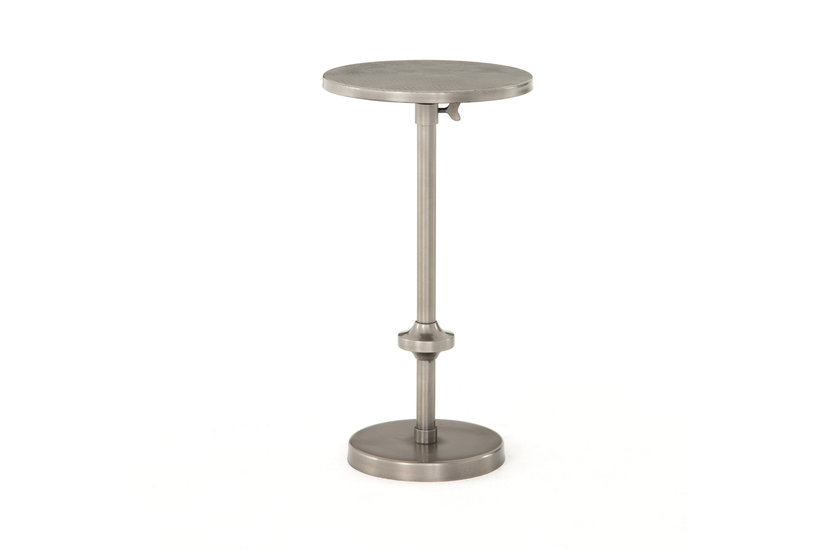 ALEE TABLE - PEWTER