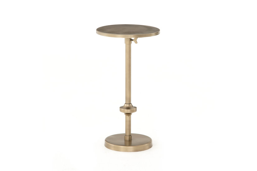 ALEE TABLE - BRASS