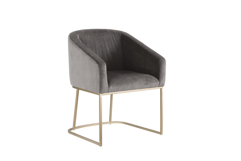 SARA CHAIR - GREY