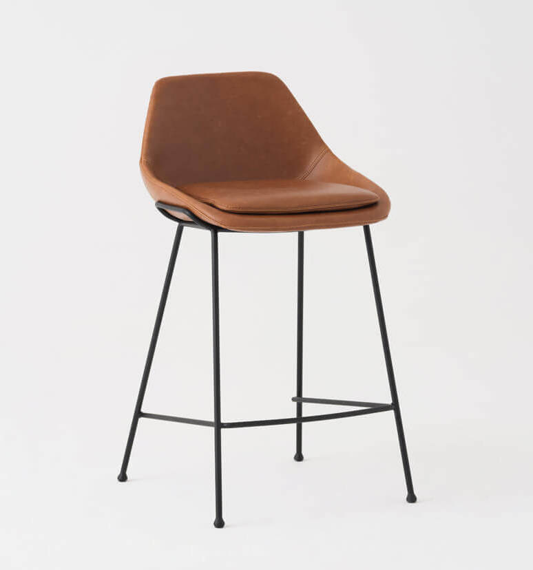 DICKSON BARSTOOL - BROWN