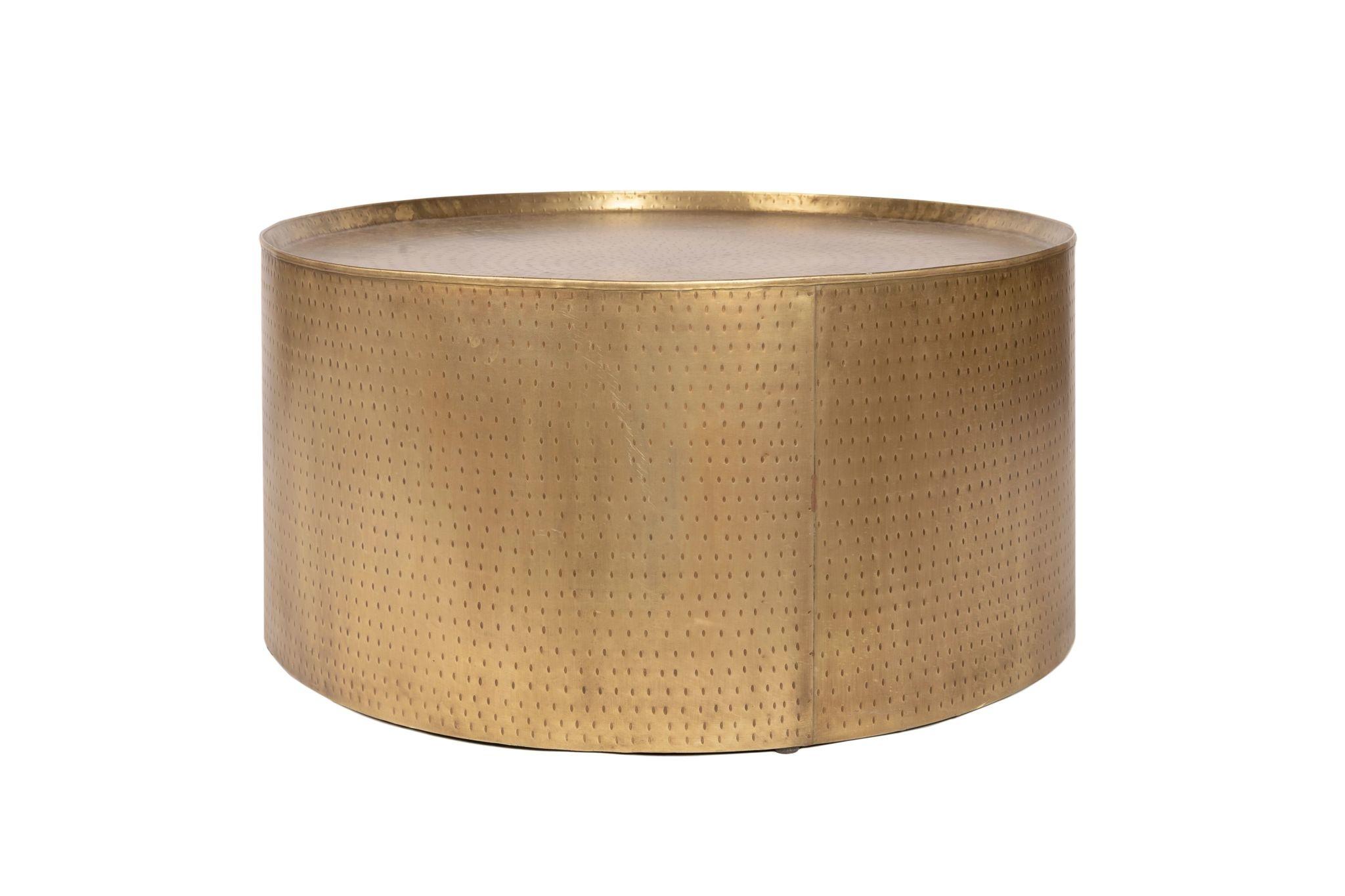 PALA COFFEE TABLE GOLD