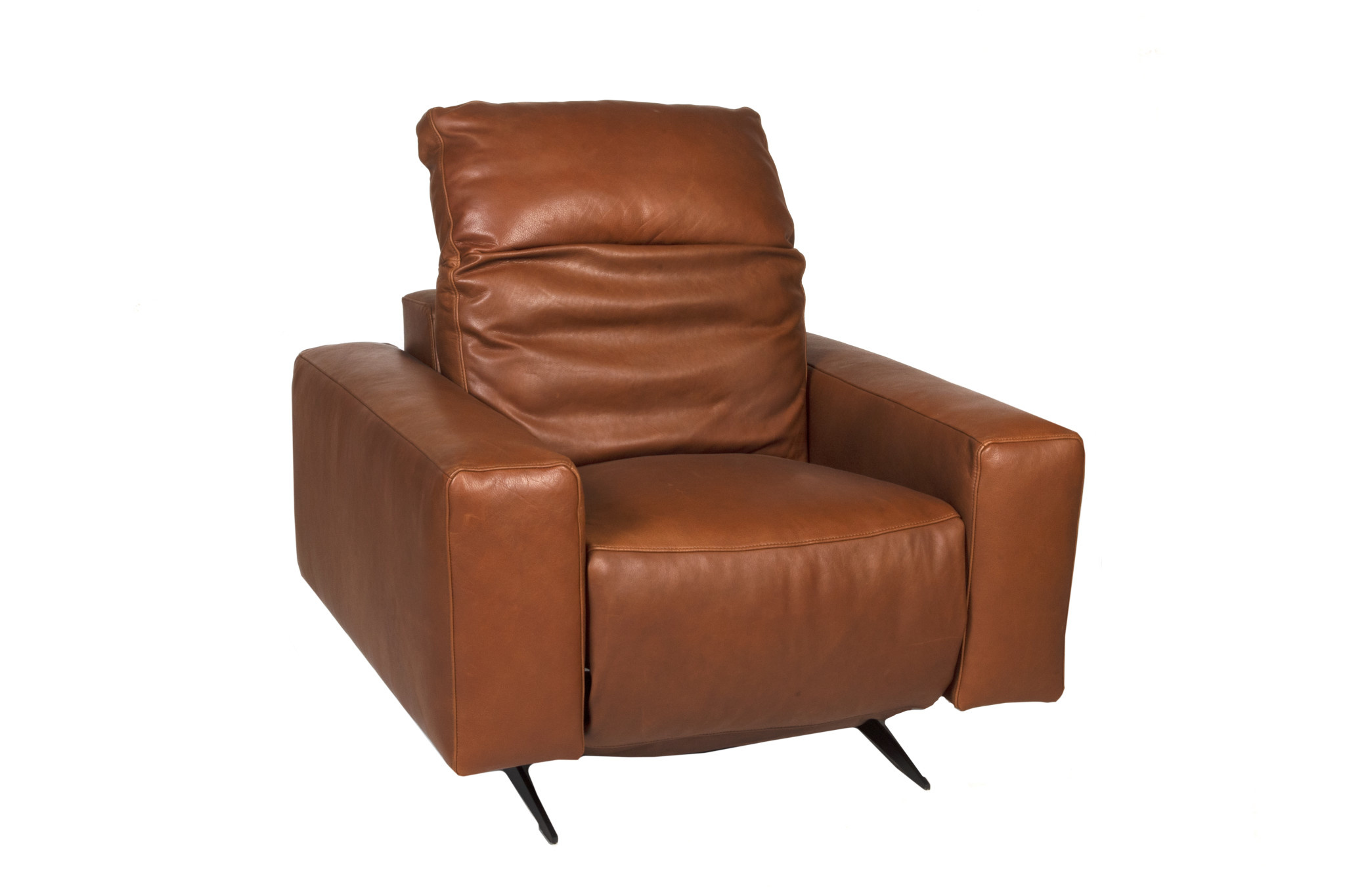 VAULT RECLINER - WALNUT