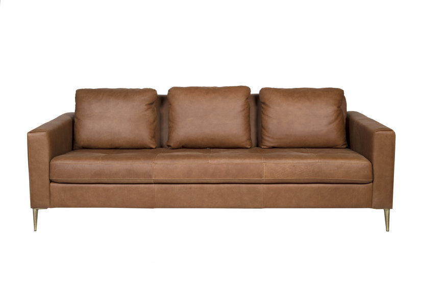 BANKS SOFA - CINNAMON