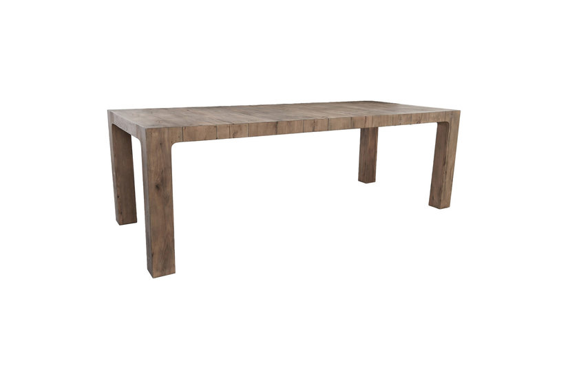 "SMITH 90"" DINING TABLE"