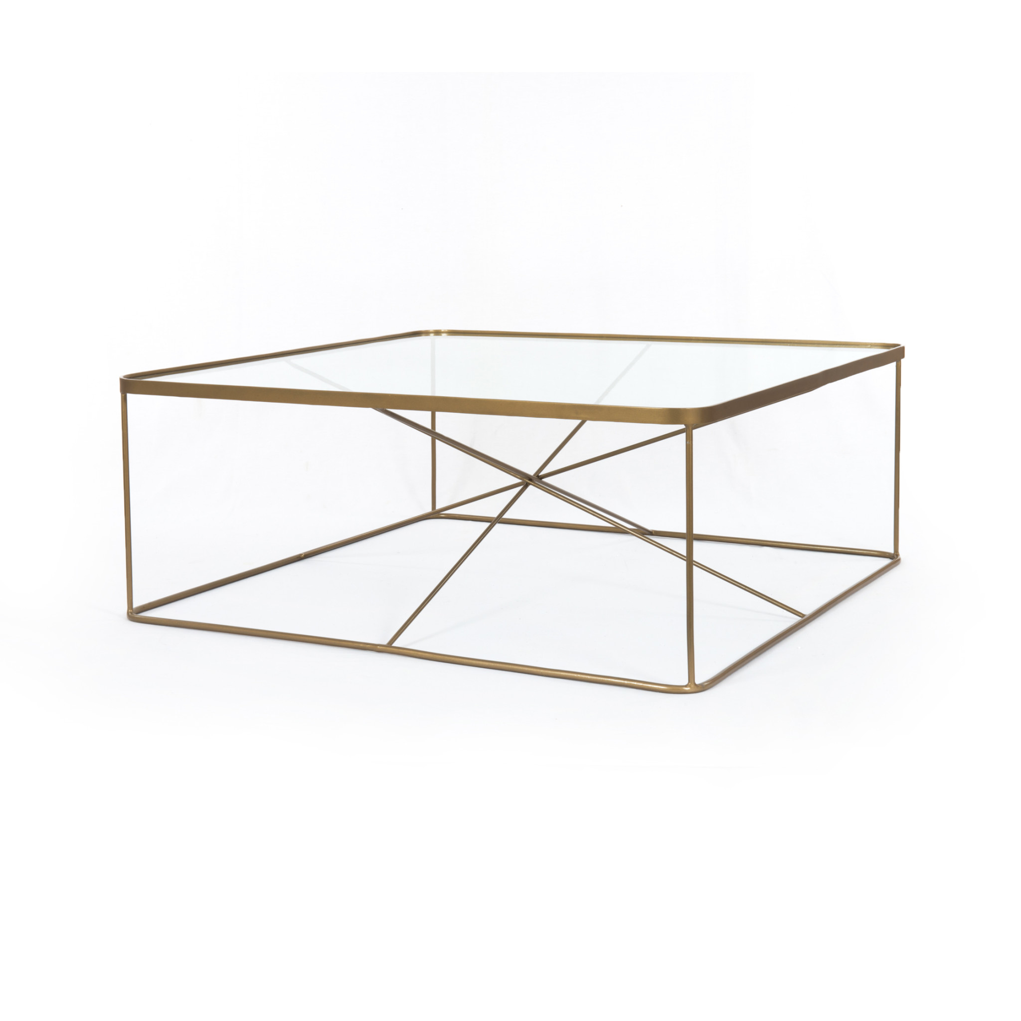 LUCA SQ COFFEE TABLE