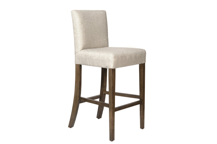 AMITY BAR STOOL - TWEED