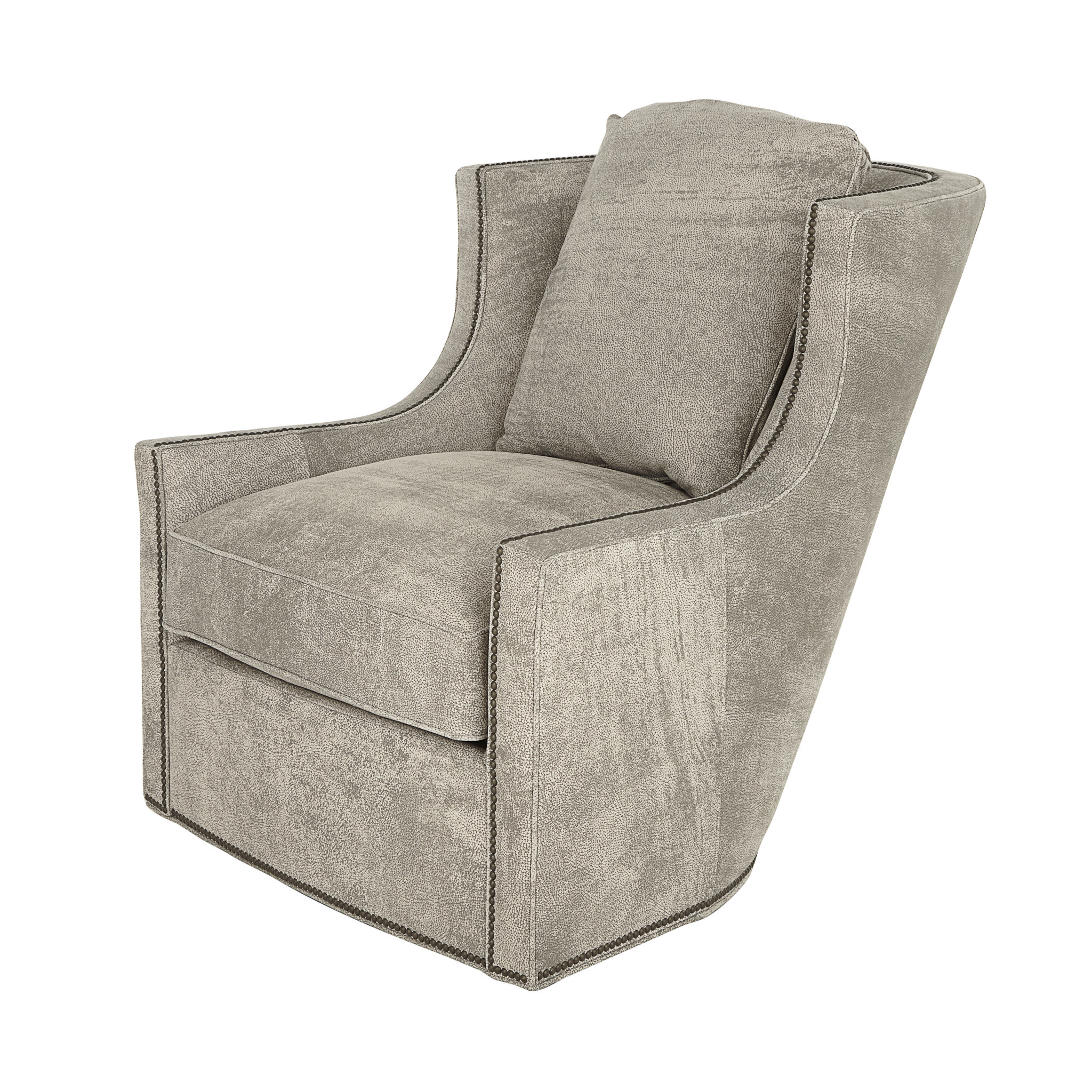 GABLE SWIVEL CHAIR - OUTBACK