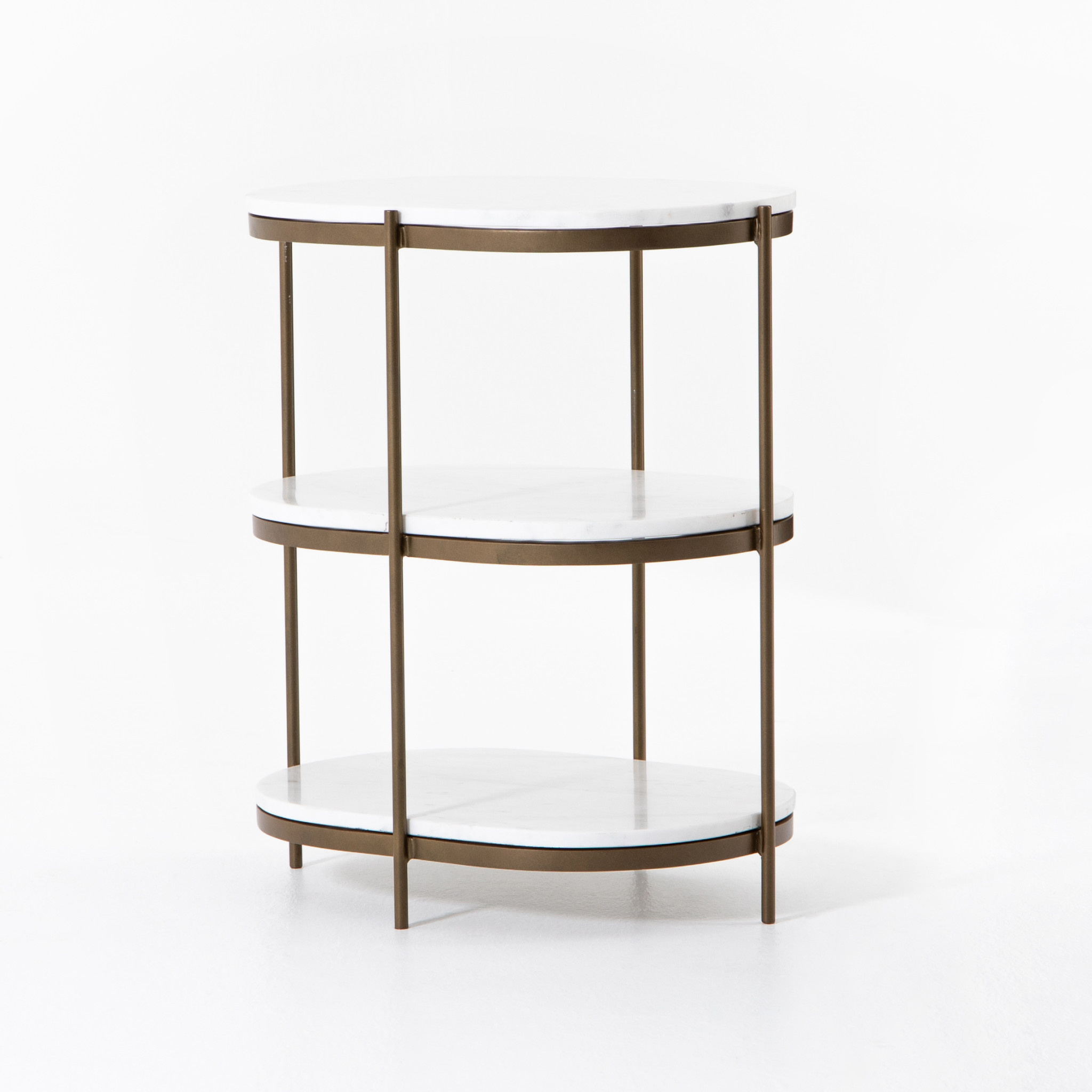 FRANCES OVAL NIGHTSTAND
