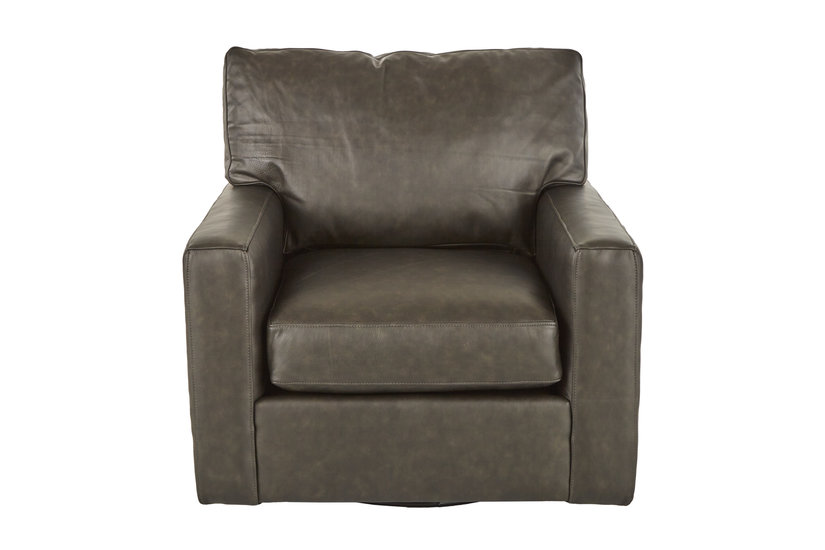 BRADLEY SWIVEL CHAIR-  OTTER