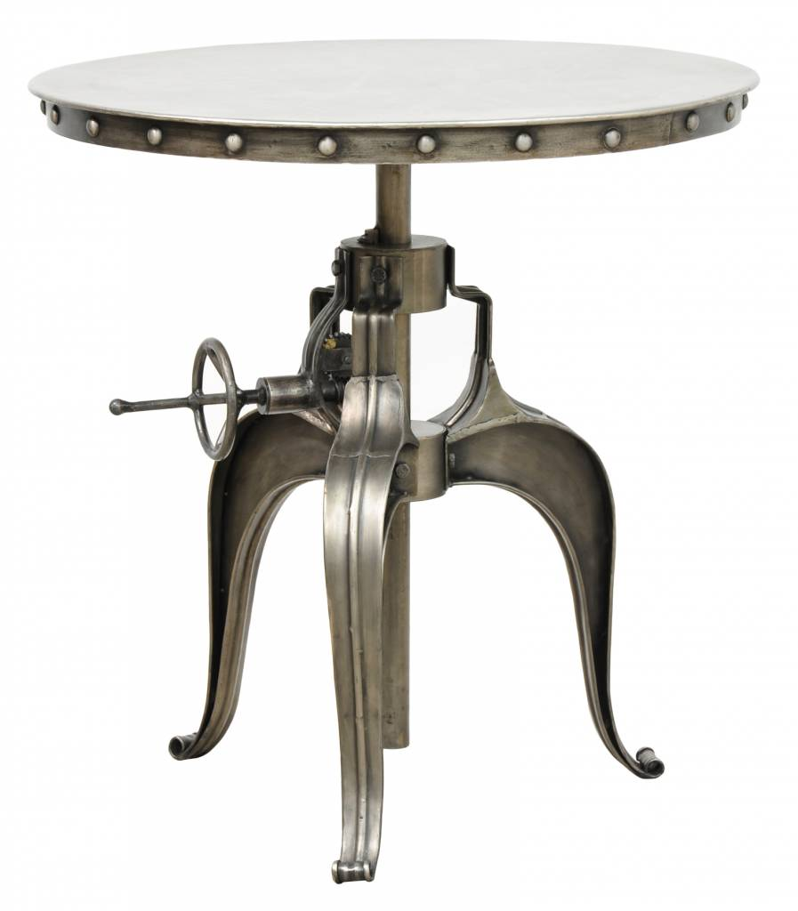 "Afton Crank Table 30"""