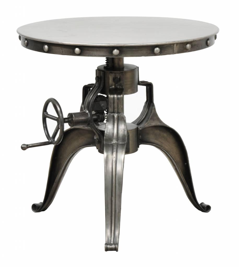 Afton Crank Table 22''