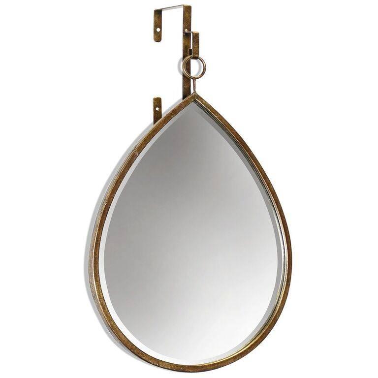Haile Teardrop Mirror