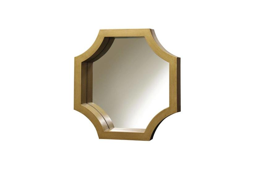 Madison Mirror - Gold
