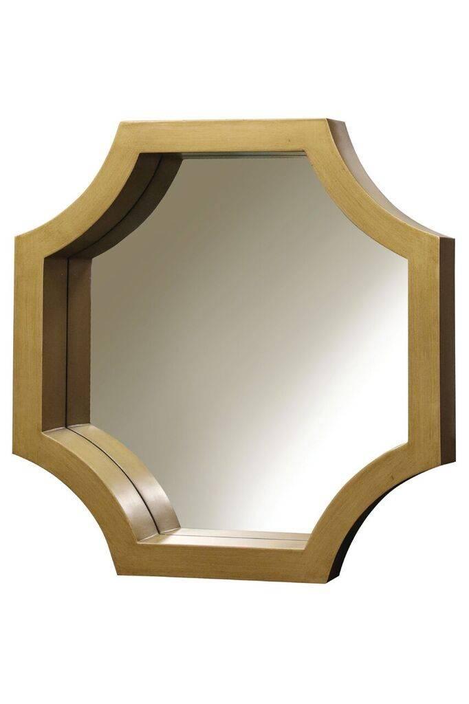 Madison Mirror - Gold