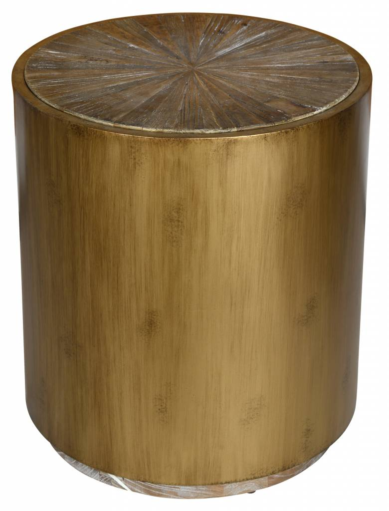 Salem Round End Table