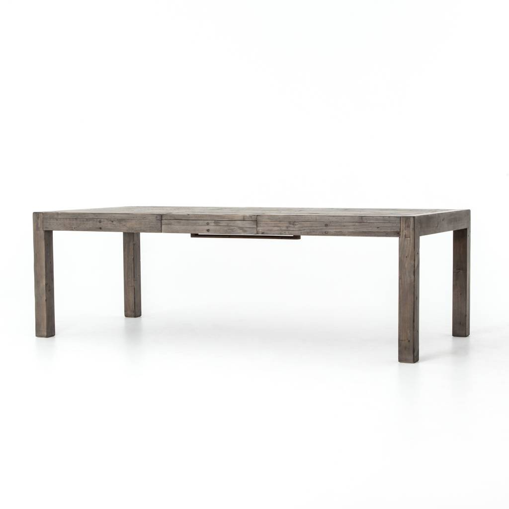 Rail Extension Table - Black Olive