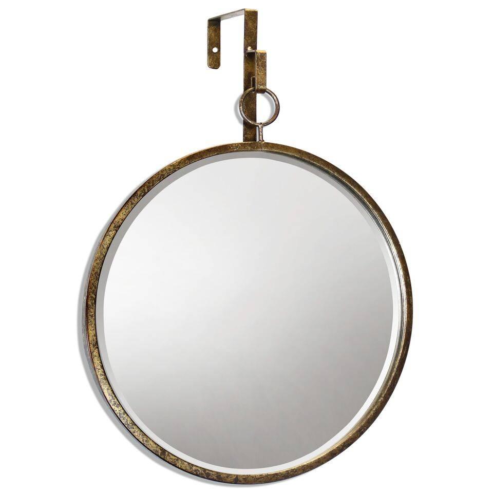 Haile Round Mirror