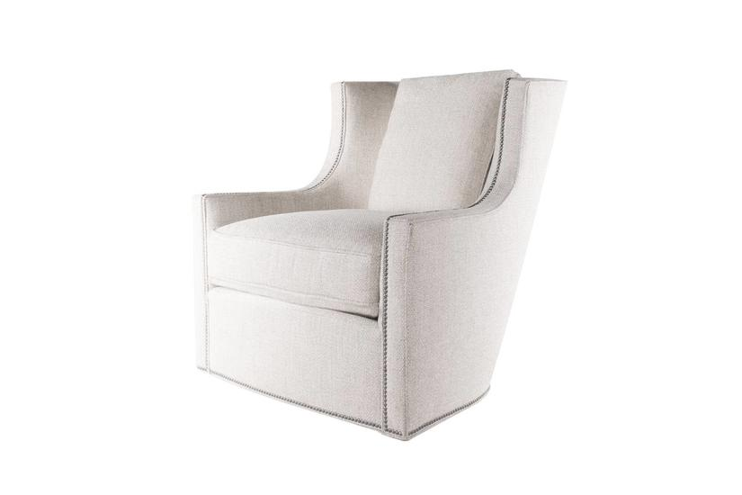Gable Swivel Chair - Geneve