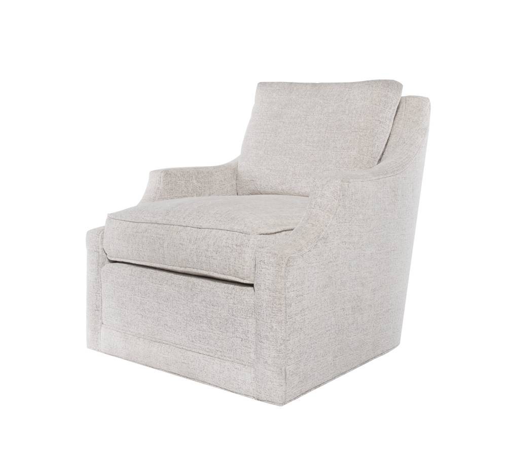 Renee Swivel Chair - Plushtone