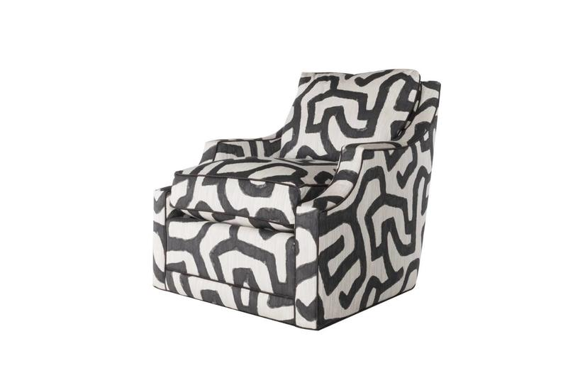Rylee Swivel Chair - Buccini