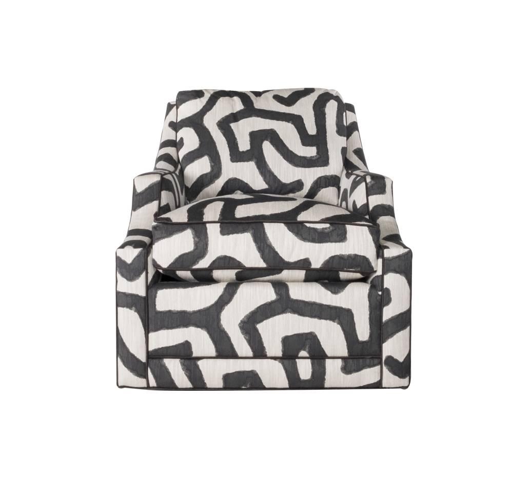 Rylee Swivel Chair - Buccini