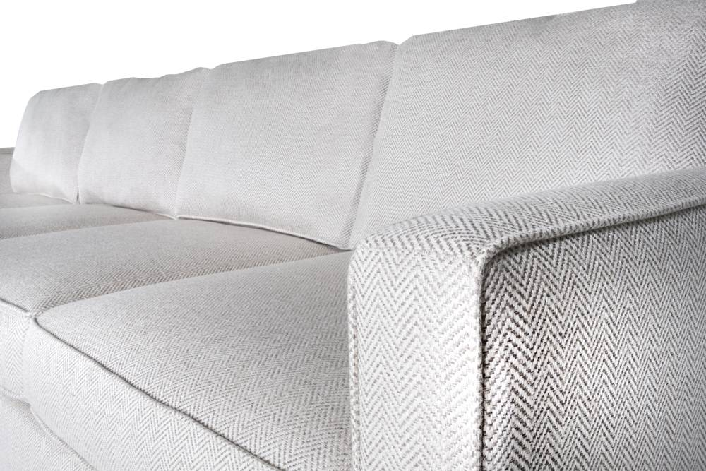 Truman Estate Sofa - Pewter