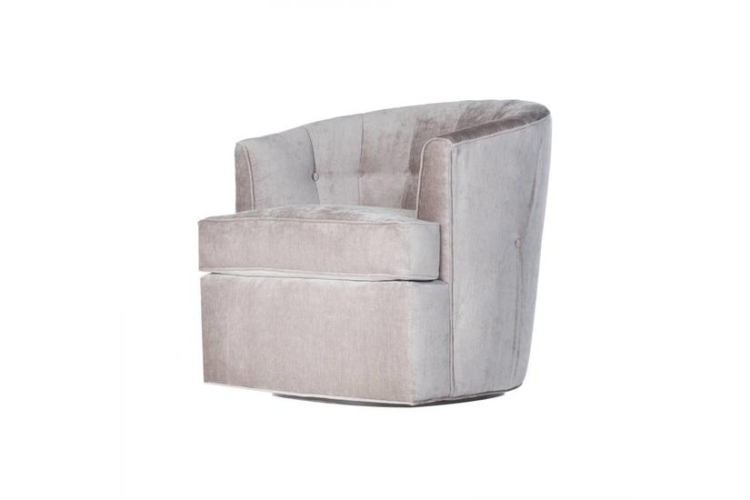 VINCENT SWIVEL CHAIR - PALM