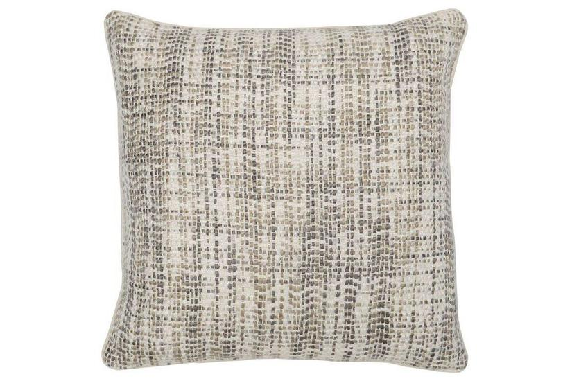 BRAX DESERT IVORY SQUARE PILLOW