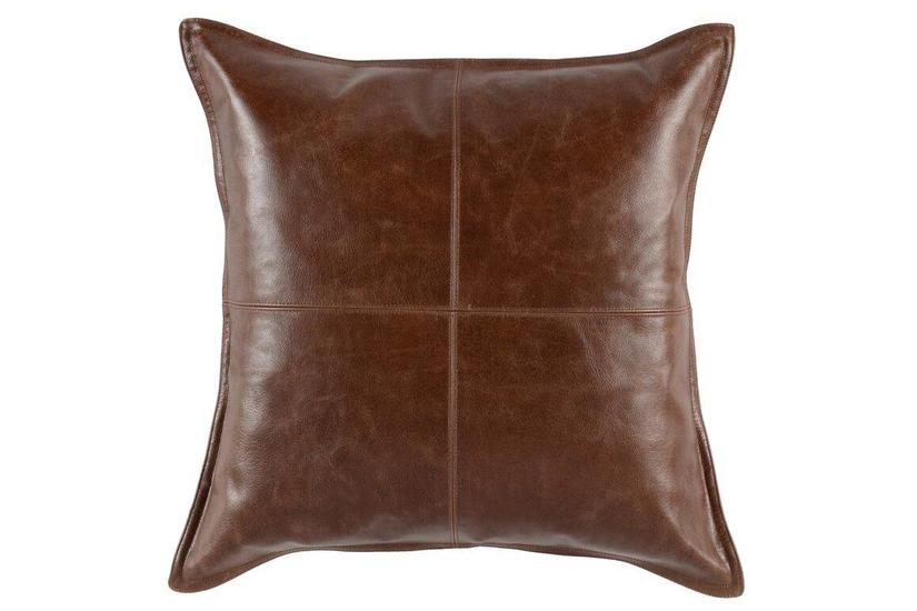 KONA BROWN PILLOW