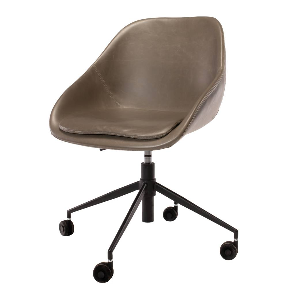 DICKSON ROLL CHAIR - GREY
