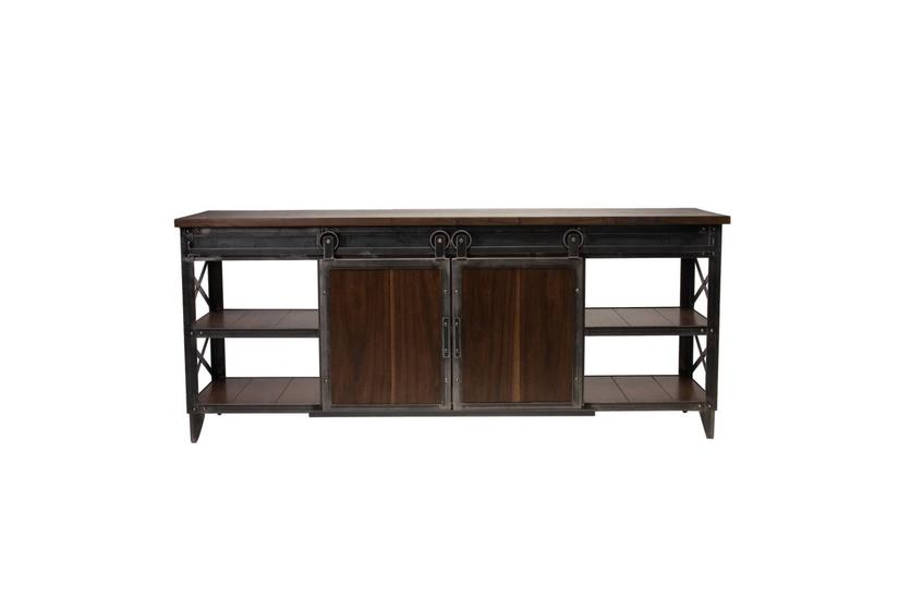 SEARCY SIDEBOARD 84'' - WALNUT
