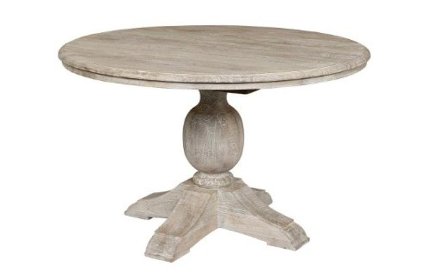 """VENTURA DINING TABLE 72"""" - ANTIQUE"""