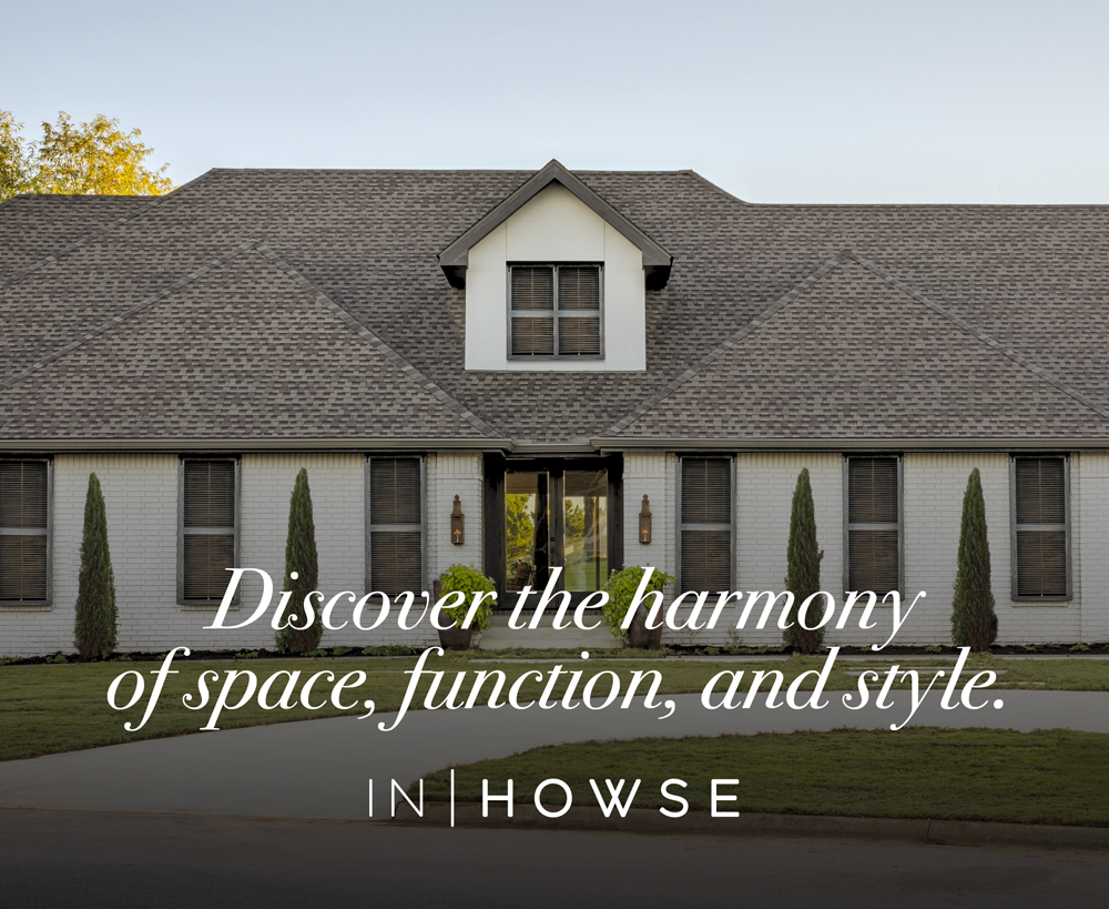 Discover the harmony of space, function, and style.