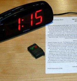 Sean Bugunia Psychic Clock
