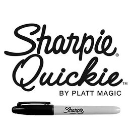 Platt Magic Sharpie Quickie