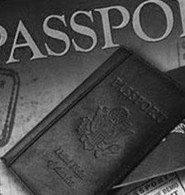 David Regal Passport (Renewed)