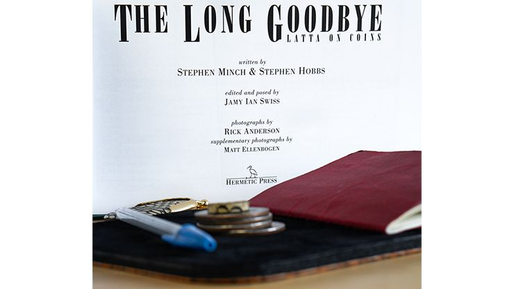 Stephen Minch Geoff Latta - The Long Goodbye