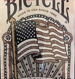 Bicycle American Flag Deck