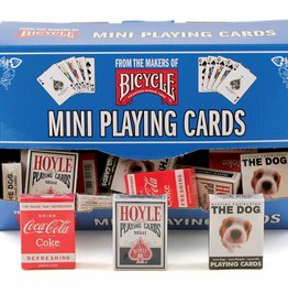 Bicycle Bicycle Mini Playing Cards