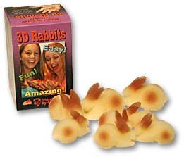 Magic By Gosh 3D Rabbits