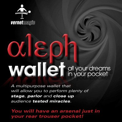 Murphy's Aleph Wallet (Wallet and DVD)