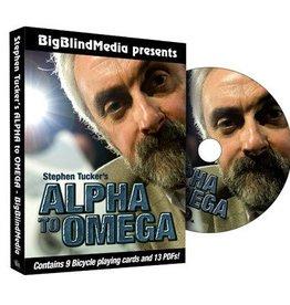 Big Blind Media Alpha to Omega by Stephen Tucker