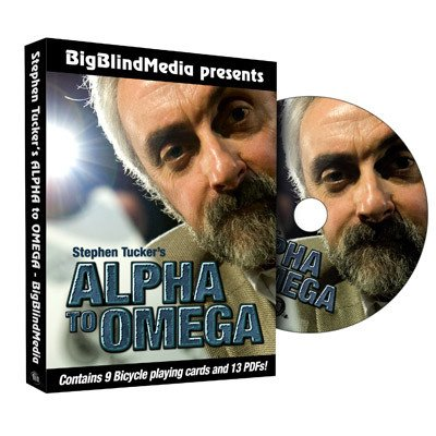 Big Blind Media Alpha to Omega by Stephen Tucker
