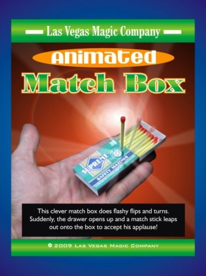 Trickmaster Animated Match Box