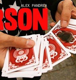 Blue Crown Arson by Alex Pandrea