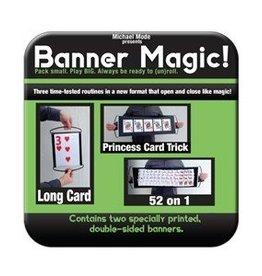 Fun Inc. Banner Magic by Michael Mode