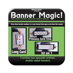 Fun Inc. Banner Magic by Michael Mode