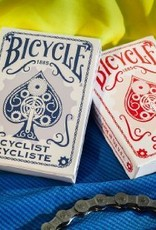 USPC Bicycle Cyclist Playing Cards
