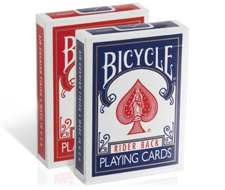 USPC Bicycle Deck - Standard New Boxes
